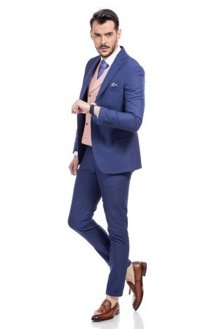 Don sacouri barbati slim fit